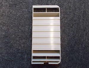 Dometic-Flue-Cover-For-Caravan-Motorhome-Beige-LS100-Upper-Fridge-Vent-7009