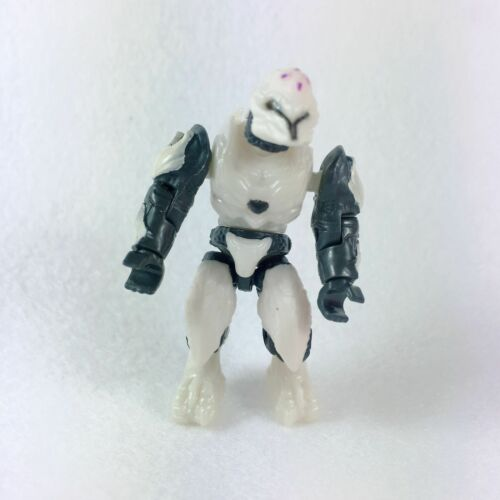 Halo Mega Bloks Elite Zealot White from Covenant Spirit Dropship DPJ95