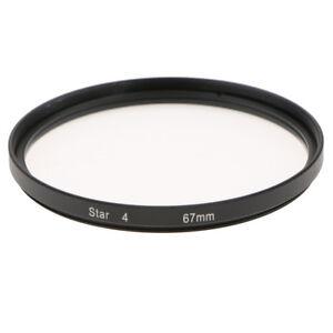 4-Point-67mm-Star-Light-Cross-Lens-Filter-Protector-Cover-for-Nikon-Canon