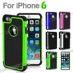 reputable site 0ad5f 0147a For Apple iPhone 6 Shockproof Case Cover Hard Tough Armor Heavy Duty ...