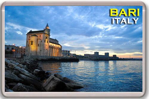 Bari Italy Fridge Magnet Souvenir Magnet Kühlschrank