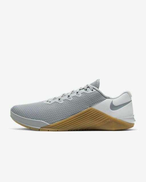 Nike Metcon 5 Wolf Grey Men's Training Shoes Size 11