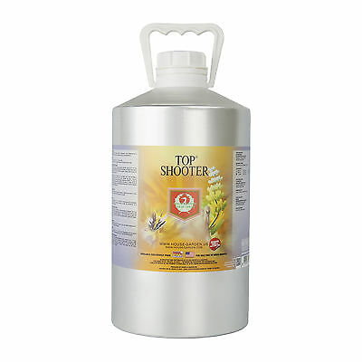 House and Garden Top Shooter 5L Nutrients Supplements Shooting Powder 5 Liter