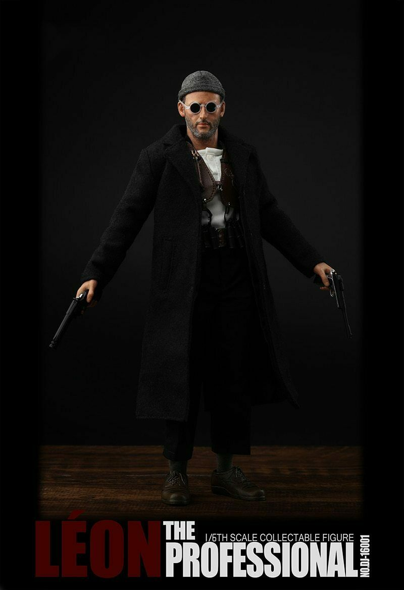 For Collection 1 6 Full Set The Leon Professional Action Figure Model