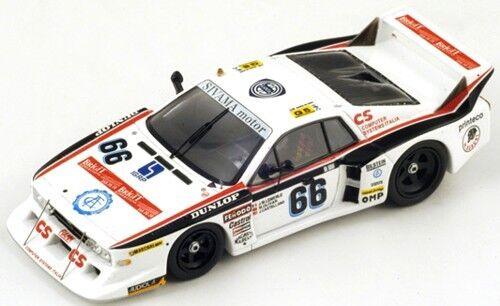 Lancia Beta Monte Carlo Nr.66 Le Mans 1982, SPARK Model 1 43, S1388
