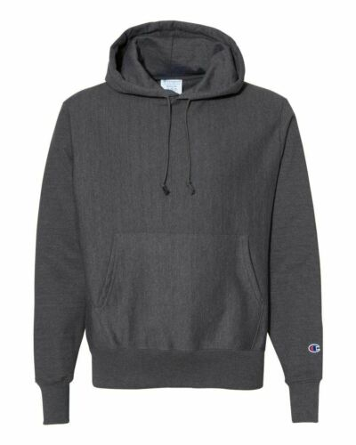 Champion Hoodie Reverse Weave Hooded Sweatshirt Pullover Athletic New S101