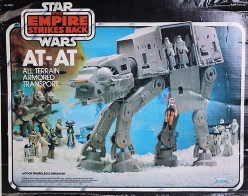 Vintage Star Wars AT AT Walker Original Replacement Parts Only You Choose