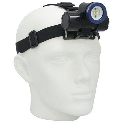 Black BigBlue Quottro 1000 Lumen LED Flashlight