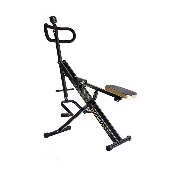 Fitnessgerät Bauchmuskeltrainer Rückentrainer Body Crunch STATION Sportgerät