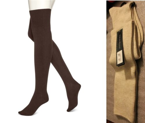 Damenmode Hue Women S Cashmere Socks Hosiery Luxe Cashmere Blend Over Knee Socks Kleidung Accessoires Thelanguagemall Org