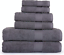 miniature 2 - SPRINGFIELD LINEN 6 Piece Towels Set 2 BATH TOWEL, 2 HAND TOWEL AND 2 WASHCLOTHS