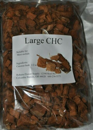 Husk Chips coco great additive to orchid mixes and citrus trees Coconut