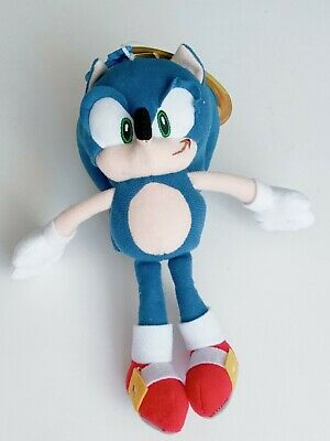 Sonic The Hedgehog Plush Toy 8 Keychain Plush Gift Backpack Clip Coin Bag Ebay