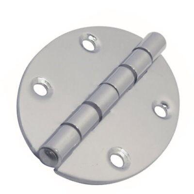 Edelstahl Scharnier Türband Türscharnier Oval Edelstahlscharnier Beschlag V2A