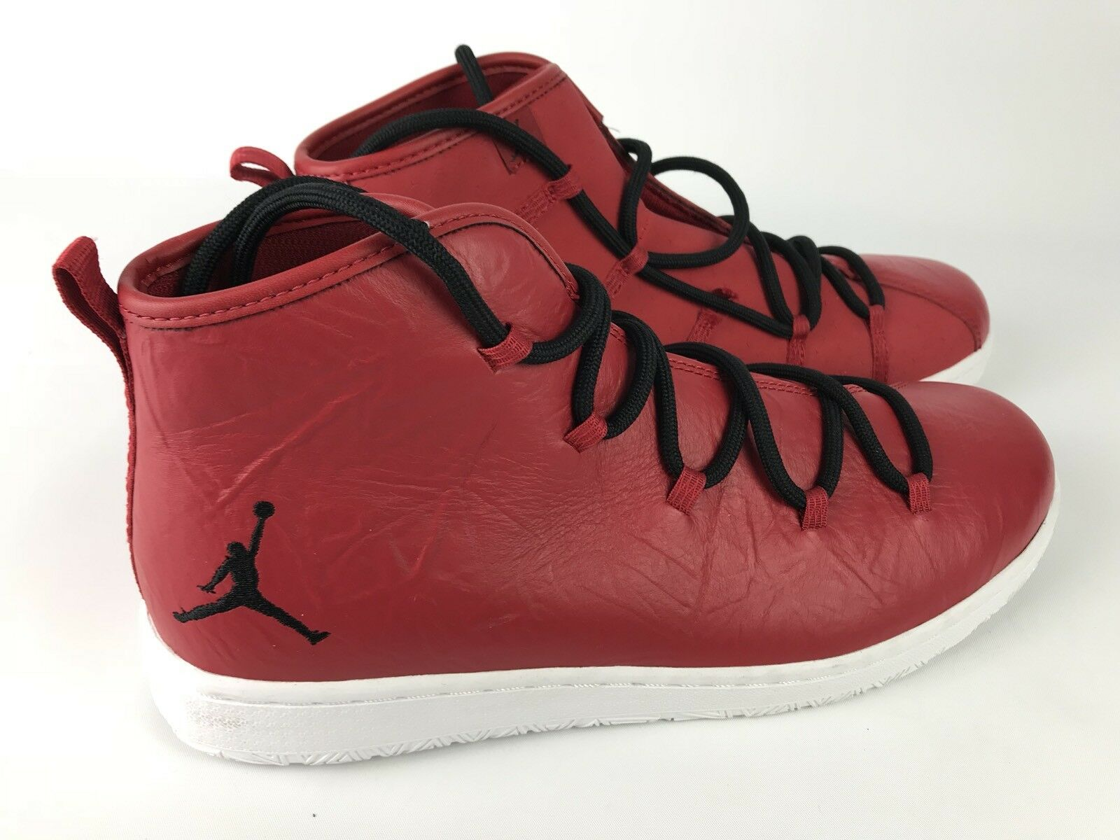 Nike air jordan jordan rossa galassia palestra di pelle rossa jordan numero 11 820255-60 scarpe da basket e9ce0c