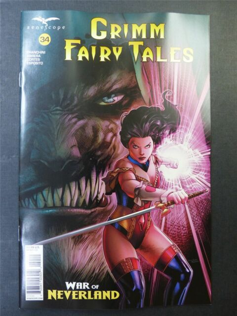 Vault 35 Grimm Fairy Tales Vol 2 #22 Cover A NM 2018 Zenescope