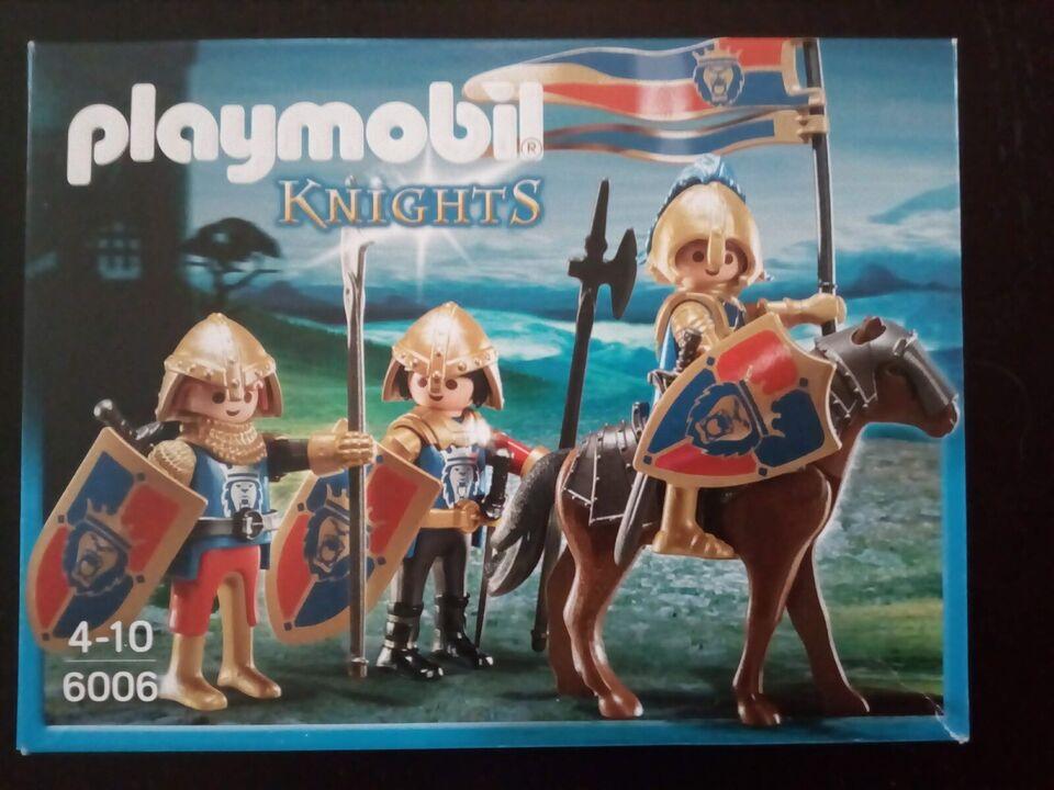 Playmobil, Playmobil 6006-Knights Ridere, 6006