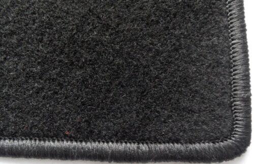 Classique NOIR Tapis de sol Renault Trafic 2001-2014