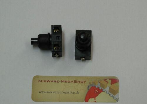 Inbuilt Pressure switch for Lamps 250V 2A white or black