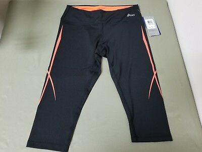 New Fashion New Womens Asics Lavantrie Capri Athletic Pants Distinctive For Its Traditional Properties Clothing, Shoes & Accessories