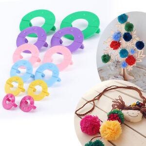 Set-para-Pompones-6-Tamanos-para-Costura-manualidades-2-5-3-5-4-5-5-5-7-0-9-0cm