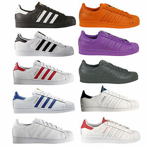 adidas-Originals-Superstar-men-039-s-trainer-Casual-shoes-Trainers-Low-Shoes