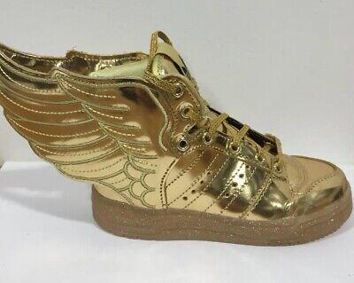 Adidas Jeremy Scott Wings 2.0 Gold