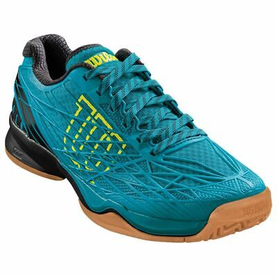 Wrs323570 To Enjoy High Reputation In The International Market enamel Blue/black/yellow Wilson Unisex Kaos Indoor Shoes