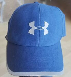 37879be6cae Image is loading Under-Armour-Hat-Adjustable-Reflective -Polyester-OSFA-running