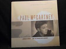 """Paul McCartney - Once Upon A Long Ago    12"""""""