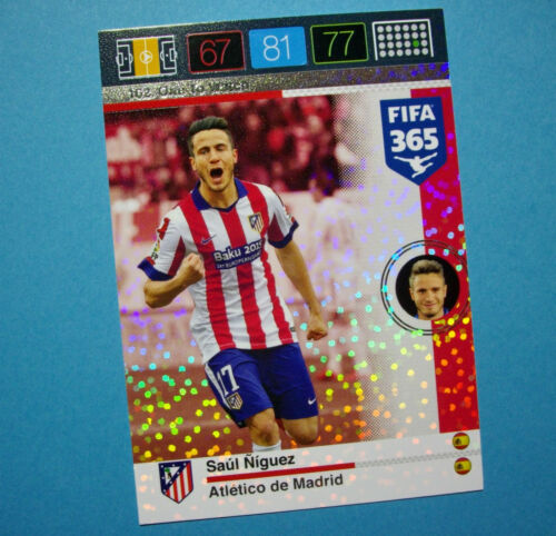Panini Adrenalyn XL fifa 365-goal masch. Key pl. otw todas las tarjetas nº 154-189