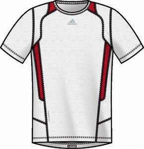 Adidas Snova mp3 S S Tee E81012 Laufenshirt Funktionsshirt