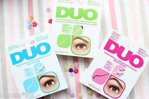 DUO-eyelash-adhesive-falsche-kuenstliche-Wimpern-kleber-clear-dark-klar-schwarz
