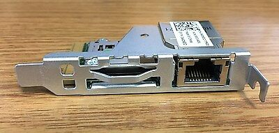 Dell WD6D2 Poweredge R320 R420 R520 IDrac 7 Card *License Not Included*