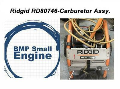 Recoil Pull Starter For RIDGID RD80746 RD80947 3000 PSI Pressure Washer Parts