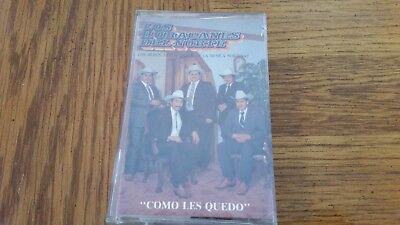 Los Huracanes Del Norte Como Les Quedo Cassette Ebay