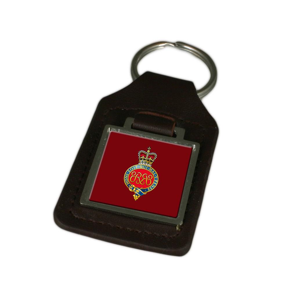Armee Grenadier Guards Königsblau Königsblau Königsblau Cypher Graviert Schlüsselanhänger | Fuxin  4cc320