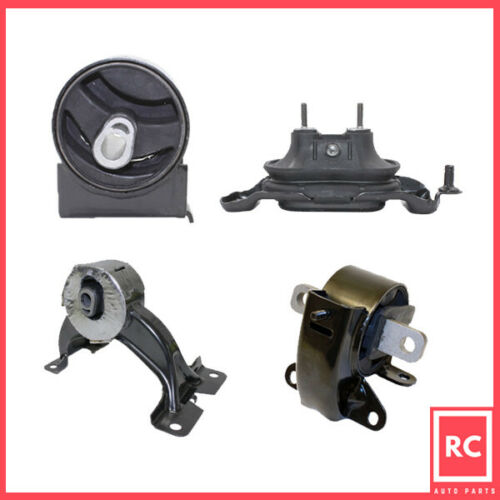 Motor /& Trans Mount 4PCS Set Fit 11-16 Chrysler Town /& Country 3.6L for Auto