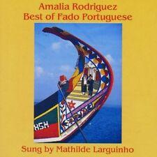 Mathilde Larguinho : Amalia Rodriguez - The Best of Fado Portuguese RAR!