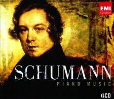 Schumann: Piano Music (CD, May-2010, 6 Discs, EMI Classics)