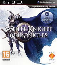 WHITE KNIGHT CHRONICLES GIOCO PS3 NUOVO VERSIONE ITALIA