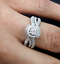 Deal-1-00CTW-NATURAL-SOLITAIRE-ROUND-DIAMOND-BRIDAL-ENGAGEMENT-RING-14K-GOLD thumbnail 3