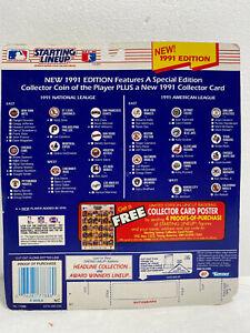 1991 John Franco Starting Lineup New York Mets