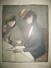 LE RIRE N° 347 CARICATURE HUMOUR DESSINS AVELOT GUYDO GRANDJOUAN SANCHA 1901