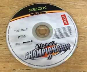 Unreal-Championship-Xbox-PAL-Game-Free-UK-Delivery
