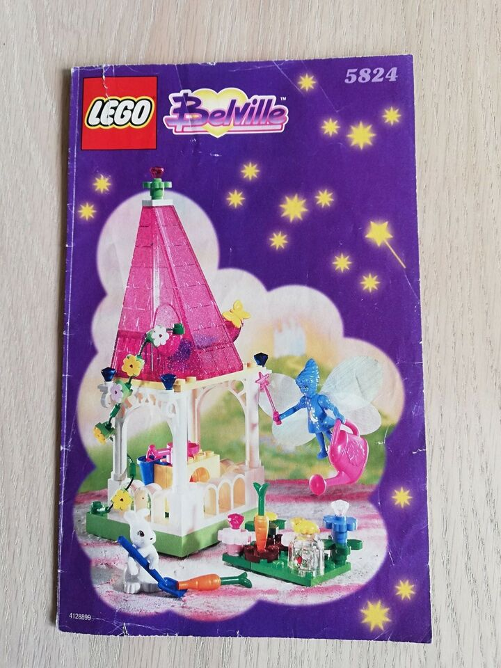 Lego Belville, 5824 - Den lille fes hus