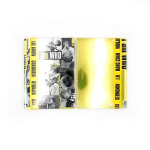 STRAY-KIDS-2nd-Mini-Album-I-Am-WHO-JYP-I-am-Ver-No-photocard-No-Lyrics-Poster
