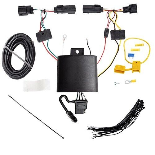 Trailer Hitch Wiring Tow Harness For Jeep Cherokee All 2019 2020