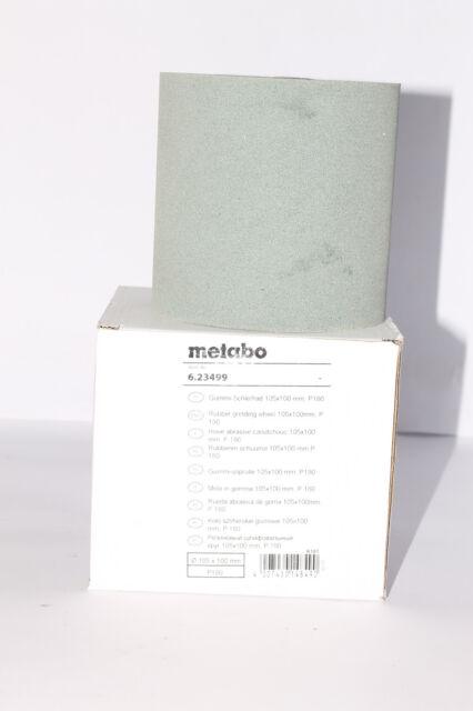 Gummi-Schleifrad P180 105x100mm (623499000) Metabo Satiniermaschine SE 12-115