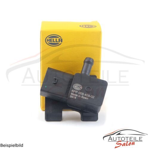 Original HELLA 6PP 009 409-021 Sensor Abgasdruck